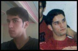 من و داداش مرحوممMOHAMMAD reza  AND YOUSEF AZIZI محمد و یوسف عزیزی