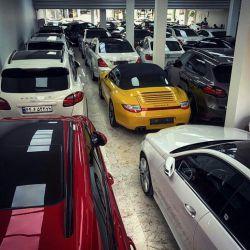 بزرگترین نمایشگاه  خودرو در تهران ، خودت حساب کن ، چند میلیارد تومن جمع کل ماشین هاست؟