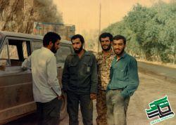 عکس شهید علی هاشمی | ملقب به سردار هور ادرس سایت ما Www.Sardarehor.ir | Www.shahdat.iR زنده نگه داشتن یاد و خاطره شهدا کمتر از شهادت نیست