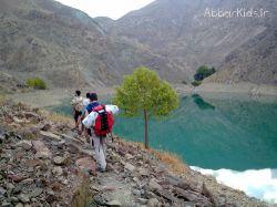 دریاچه چینی لر طارم