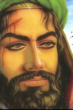 ♥چشای قشنگ عباس دلمو خدایی کرده♥مددآقام ابوالفضل منوکربلایی کرده♥ ...