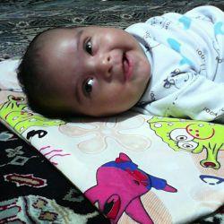 دختر خواهرم زینب سادات