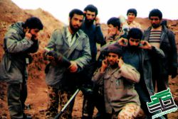شهید علی هاشمی  ملقب به سردار هور