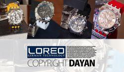 فروش ساعت لورو به قیمت بیست و پنج هزار تومان در سایت بازار کالاها www.bazarekalaha.ir