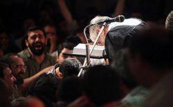 حاج منصور و گریه زیبا...