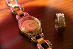 ساعت و حلقه