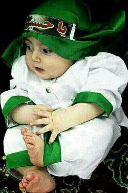 تا حالا دیدی انگشتتو بزاری کف دست نوزاد چه جوری محکم انگشتتو میگیره!؟!؟! الهی شش ماهه حسین اونجوری دستاتو بگیره...