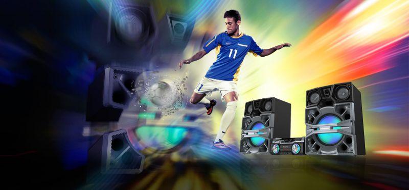 با سیستم صوتی جدید پاناسونیک SC-MAX8000 قدرت واقعی را احساس کنید