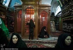 The mourning processions on the 8th day of Muharram (2 day before Ashura) in Iran's northern city of Zanjan, are one of the country's most famous mourning ceremonies for commemorating the martyrdom anniversary of Shiite Muslims' third Imam, Hussein Ibn Ali (PBUH).