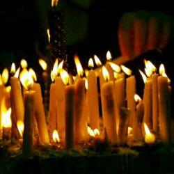 شام غریبان بیاد ناله های دل زینب و رقیه خاتون ....التماس دعا