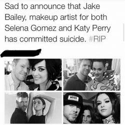Arayeshgare Selena Gomez v Katty Perry khodkoshi krd..dar sene 36 salgi. #-_-