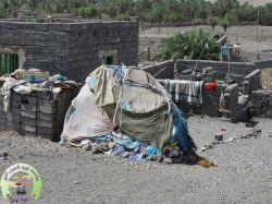 فقر و محرومیت در بسیاری از این مناطق بیداد می کند مردمی که چه بسا خوارکی برای خوردن و یا سرپناهی برای حفظ از سرما و گرما و یا شغلی برای امرار معاش ندارند ...