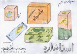 برندگان مسابقه - آسیه سادات موسوی - دبستان میلاد روستای راشنان