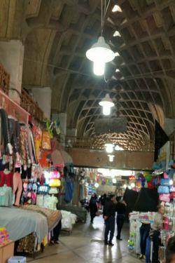 اینم بازار شاه چراغ