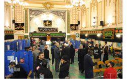 بزرگترین مراسم اهدای خون در مرکز اسلامی لندن به مناسبت محرم...