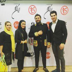 صدف جون و سوگند جون و شهرام خان در کنسرت محمد علیزاده