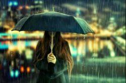 وقتی هوا بارانی باشد...نسیم خنکی هم صورتت را نوازش کند...دلت هم تنگ شده باشد...دیگر همه چیز آماده است برای ضیافتی بزرگ...دعوت میشوی به میهمانی اشک...به میزبانی چشمانت...با همراهی قلبت...