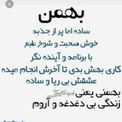 تقدیم به بهمن ماهی های عزیز،تگ آزاد