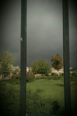 هوای دیروز تهران ... #عکاسی_با_موبایل #عکاسی #طبیعت