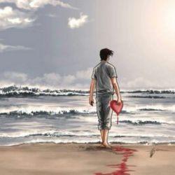 خدا جونم؟؟؟⇑. . . دله بندت گرفته...⇑. . . داره گریه میکنه...⇑. . . نمیای پایین؟؟؟⇑. . . هیشکی پیشش نیست...⇑. . . دلش شکسته...⇑. . . امروز تنها تراز هر روزه دیگه ای شده...⇑. . . خدایا...؟؟؟⇑. . . همین الان میخوامت!!! ⇑. . . میای پیشم؟؟؟⇑. . . میای یه ذره باهات حرف بزنم؟؟؟⇑. . . هیچ کسیو امروز ندارم...⇑. . . تنهام...⇑. . . خیلی تنها...⇑. . . خدایا...⇑. . . اشکامو پاک میکنی؟؟؟⇑. . . تو دیگه ترکم نکن...⇑. . .
