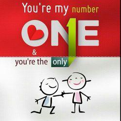تو شماره یک منی