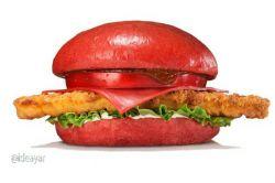 ایجاد كسب و كار #همبرگر قرمز #همبرگر پرسپولیسی ها #بحث و گفتگو در كانال تلگرام ایده یار @ideayar