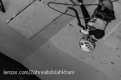 زهره عبد اله خانی- تکرار قهرمانی کشور- آبان 1394- پلور