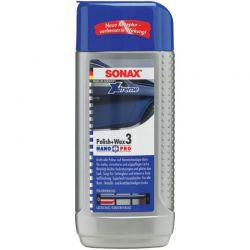 پولیش و واکس نانو سوناکس Sonax Polish+Wax3
