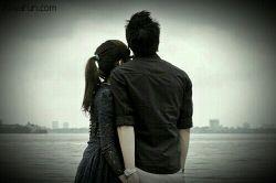 عشق باهم بودن