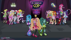 Friendship cup  به نظر می آید که اکوستریا گرلز 4 باشه شاید هم نباشد .