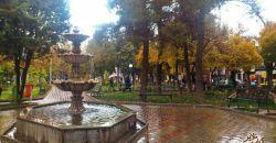 پاییز-ملایر-پارک چمران