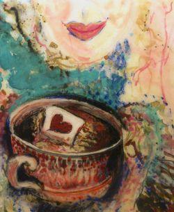 بگذار برایت چای بیاورم،   راستی گفتم که دوستت دارم؟  گفتم که از آمدنت چقدر خوشحالم؟