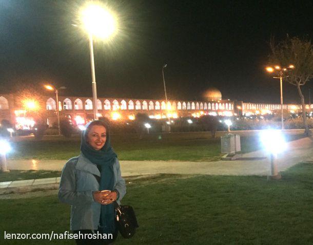 سلام اصفهان زیبا