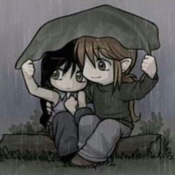 تلنگر کوچکیست باران وقتی که فراموش میکنیم آسمان کجاست...