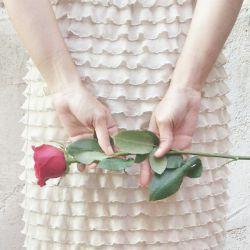 زندگی باید کرد گاه با یک گل سرخ گاه با یک دل تنگ ...