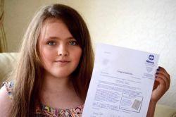 دختر ۱۲ سالهی ساکن بریتانیا با کسب امتیاز ۱۶۲ در تست بهرهی هوشی توانسته است با کسب دو امتیاز بیشتر از استیفن هاوکینگ و آلبرت اینشتین از آنها پیشی بگیرد.  ادامه مطلب  در سایت www.citmag.ir