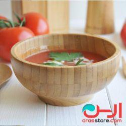 کاسه چوبی بامبوم  محصول کشور ترکیه