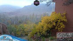 تور یک روز زعفران چینی و پاییز در ابیانه  (تور لیدر باقری 09133675760)