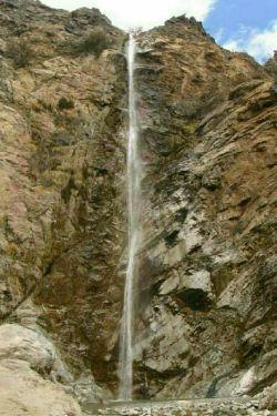 جیرفت-آبشار 173 متری وروار