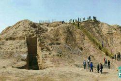 تپه های باستانی 7000 ساله کنارصندل جیرفت