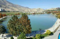 دریاچه ی کیو همین الان یهویی