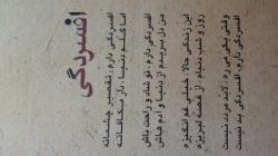 یکی از شعرهای کتاب خوشبختیت آرزومه از سیامک عباسی... خیلی شعرهاشو دوس دارم