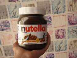 منو nutella همین الان دوهویی .nutella#