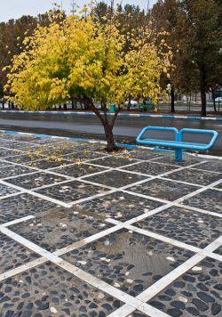 پاییز-ملایر-پارک سیفیه