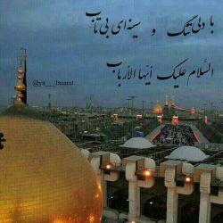 السلام وعلیک یا ابا عبدالله الحسین علیه السلام