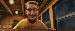 نمایی از انیمیشن قطار قطبی