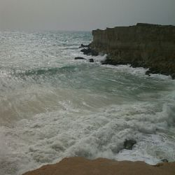 خلیج فارس..خودم عکس گرفتم..خیلی خوب نشد ولی قشنگه..