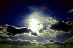 آسمان زیبای مشهد در نهمین روز از نهمین ماه سال 1394