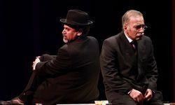 نمایی از تئاتر مرگ فروشنده