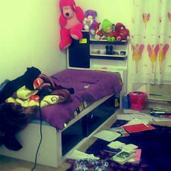 اتاقم تمیزه ???
